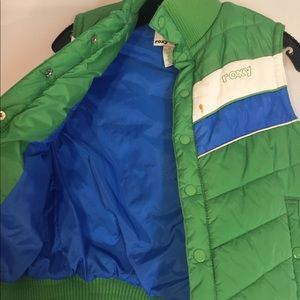 Roxy Jackets & Coats - ROXY 70's Style Vest